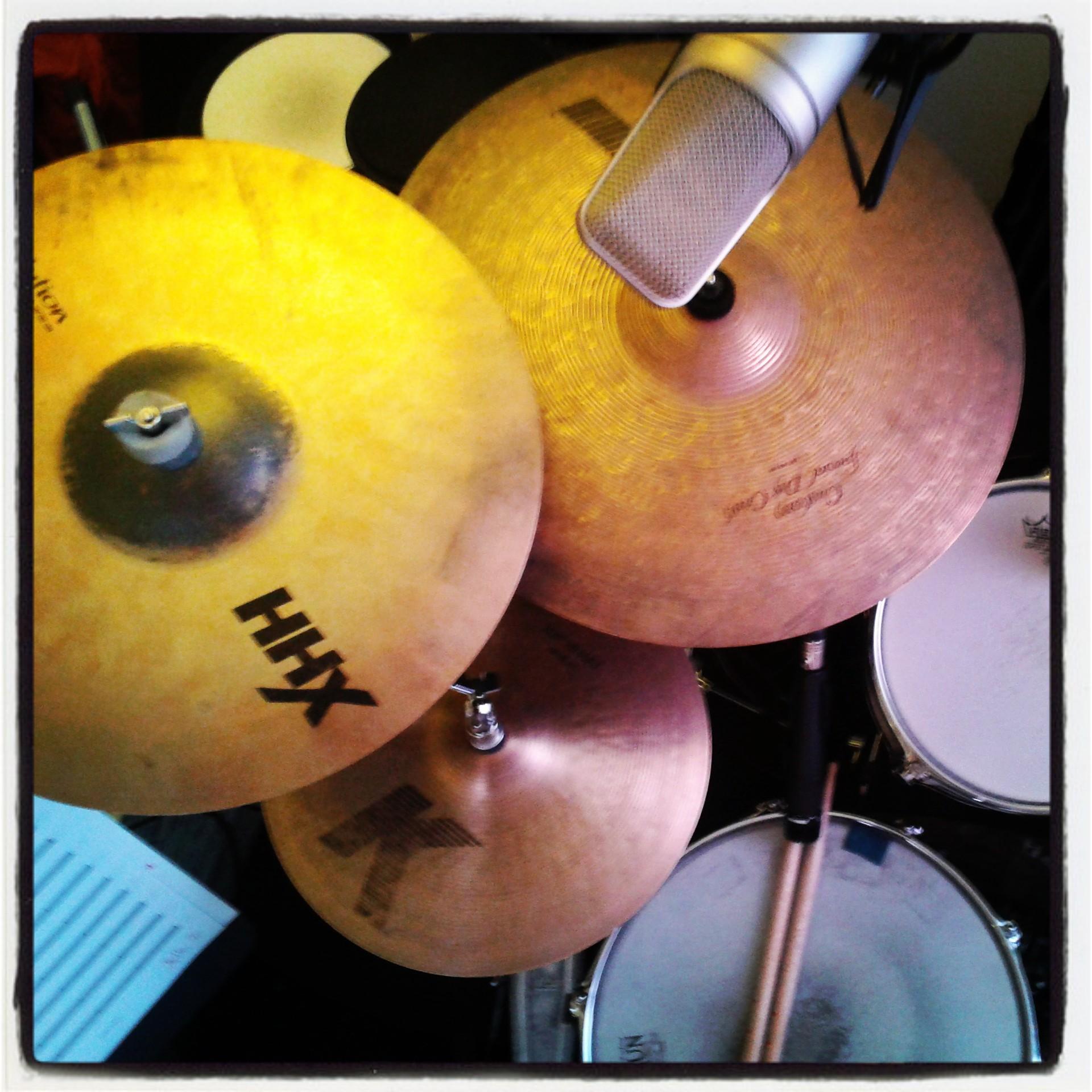 Studio Level One :: drumstudio